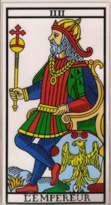 La Emperatriz - La magia del Tarot Terapéutico de Marsella